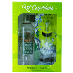 Kit Caipirinha Weber Haus 700ml