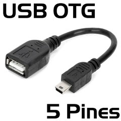 Cable USB Hemba OTG Micro / Mini en internet