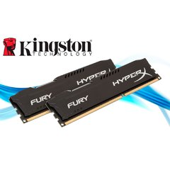 Memoria KINGSTON DDR3 4GB HyperX FURY 1866MHz Black