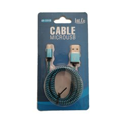 Cable USB a Lightning Iphone Mallado en internet
