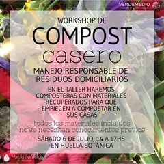 WORKSHOP DE COMPOST