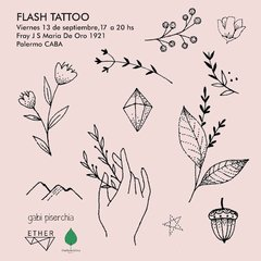 FLASH TATTOO DAY -