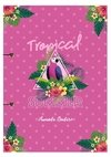 Caderno costurado Tropical Summer