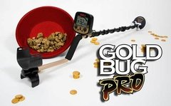 GOLD BUG PRO Fisher metal detector