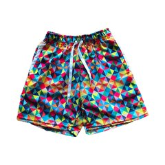 Shorts Infantil - Colors (Masculino)