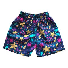 Shorts Infantil - Florido Neon (Masculino) - buy online