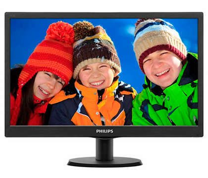 MONITOR LED PHILIPS 22