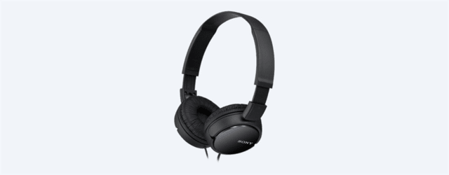 Auriculares Vincha Sony MDR-ZX110