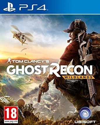 PS4 Tom Clancys - Gost Recon Wildlands