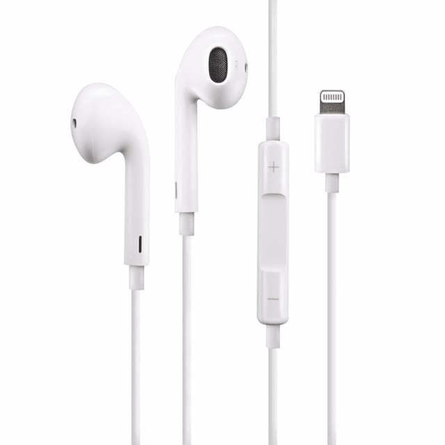 Auriculares Apple EarPods with Lightning Connector