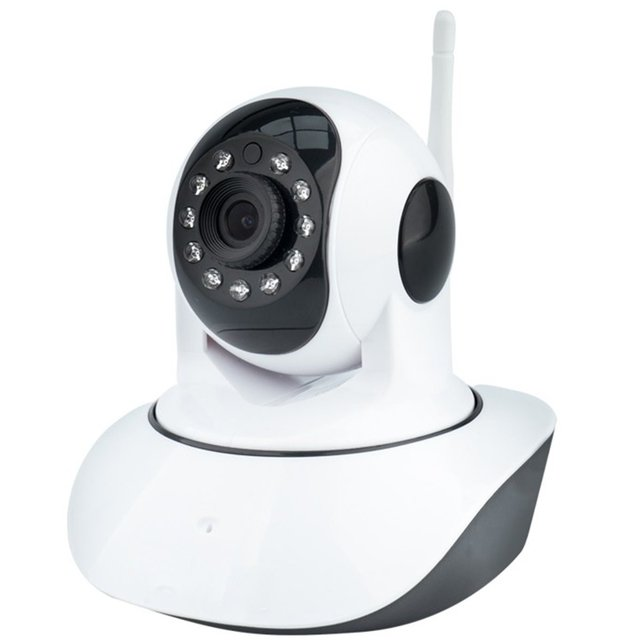 CAMARA IP WIRELESS KANJI KJ-CAMIPMX2