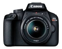 Canon EOS rebel T100 Kit 18-55