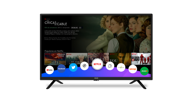 Android TV LED HD RCA 32