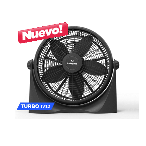 Turbo Ventilador IV12
