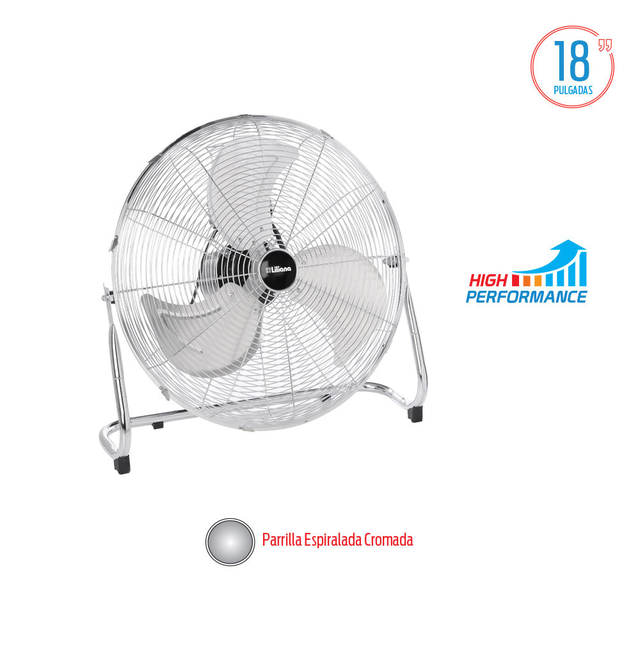 Turbo ventilador LILIANA 18