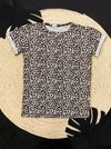 T-SHIRT ANIMAL PRINT ONÇA