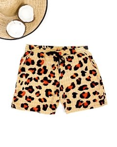 SHORT LEOPARDO na internet