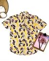 CAMISA ANIMAL YELLOW