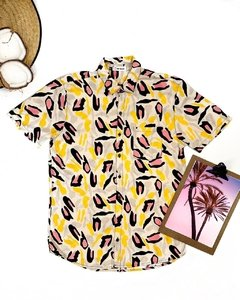 CAMISA ANIMAL COLORS