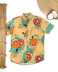 CAMISA CITRUS TROPICAL