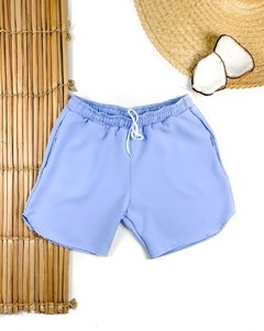 SHORT COLORS AZUL CANDY