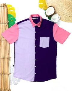 CAMISA PREMIUM COLORS PURPLE