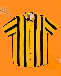 CAMISAS YELLOW LINES
