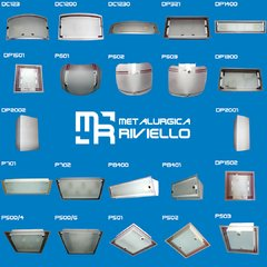 Difusor Para 1 Luz Led O Bc Ideal Pasillo O Hall!!