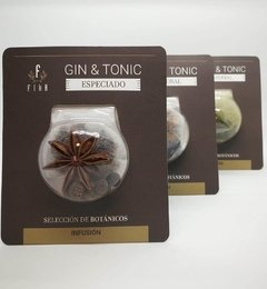 Pack Infusiones - Gin & Tonic Floral - comprar online