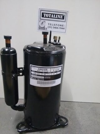 COMPRESSOR ROTATIVO RECHI 9000 BTU R22 220v 60hz 1ph 44R232BE-AJSC (05509010)