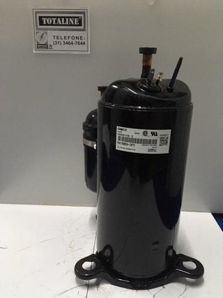 COMPRESSOR ROTATIVO GMCC 18000 BTU R410 60Hz 1ph PA170M2A-3FT1