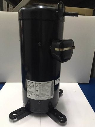 COMPRESSOR SCROLL PANASONIC 48000 BTU R22 220v 60hz 3ph C-SB303H6B (12475)