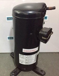 COMPRESSOR SCROLL PANASONIC 36000 BTU R22 220v 60hz 1ph C-SBR120H16A ( L00012990 )