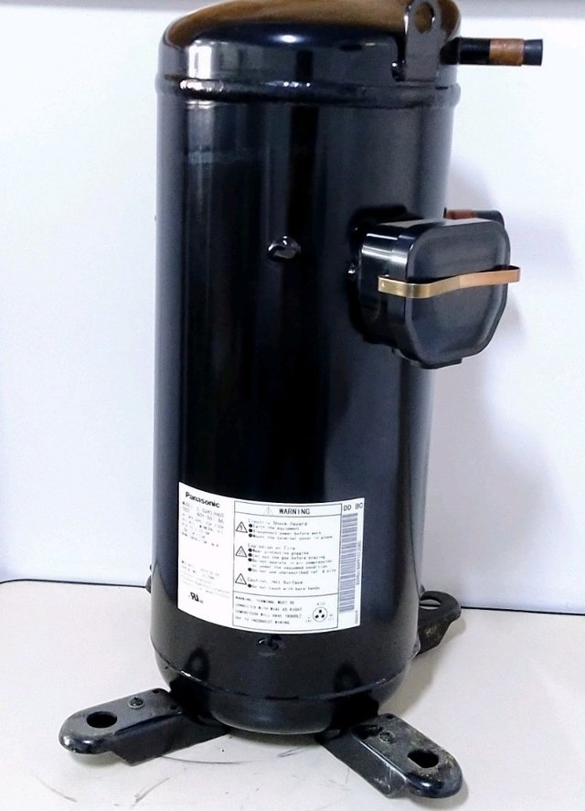 COMPRESSOR SCROLL PANASONIC 72.000 btu R22 220v 3ph 60hz   C-SB453H6B (L00012477)  na internet