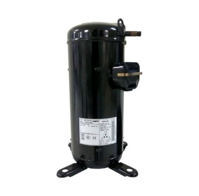 COMPRESSOR SCROLL SANYO 60000 BTU R22 380v 60hz 3ph C-SB373H9A (5501011) 00012568 - comprar online