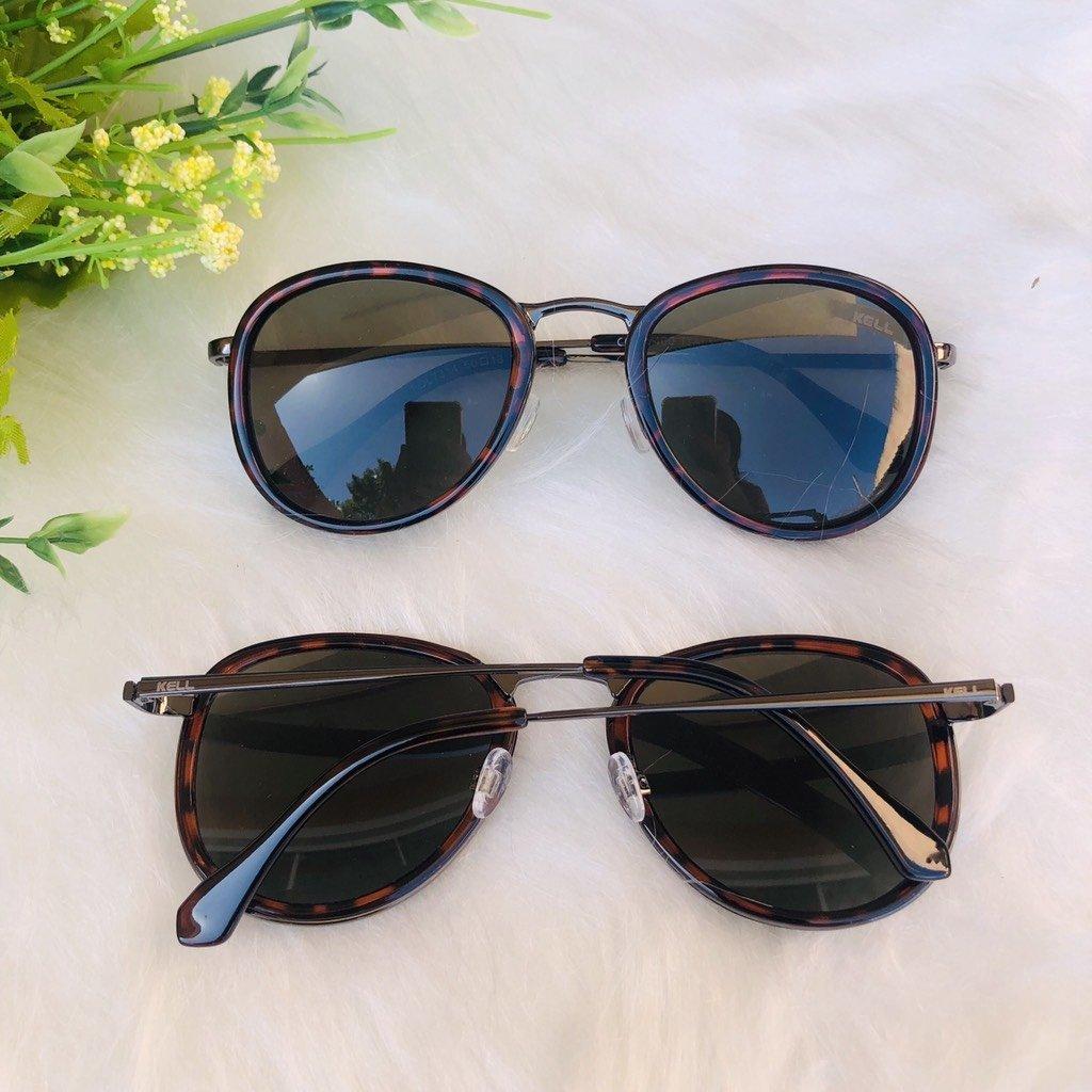 b39f563f1 Óculos de Sol Erika Tartaruga - Kell Acessórios