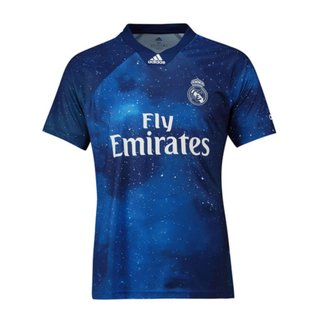 dd50a6d70d Camisa Real Madrid Away 2018/19 S/N - Torcedor Adidas Masculino