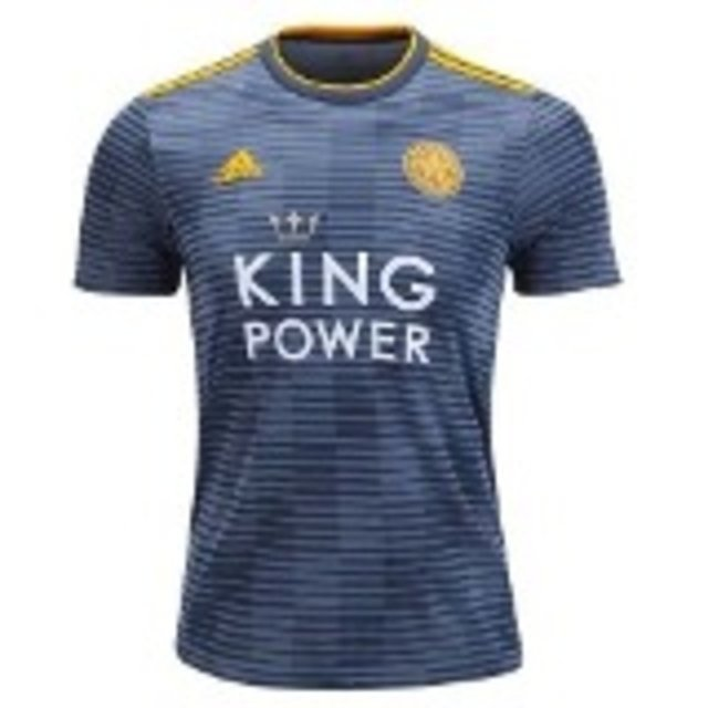 bc4088f60 Camisa Leicester Away 2018 19 S N - Torcedor Adidas Masculino