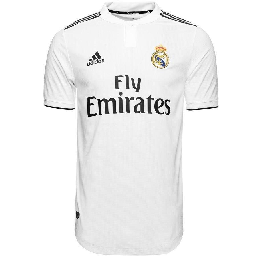 afff452d3c Camisa Real Madrid Home 2018 19 S N Torcedor Adidas Masculino