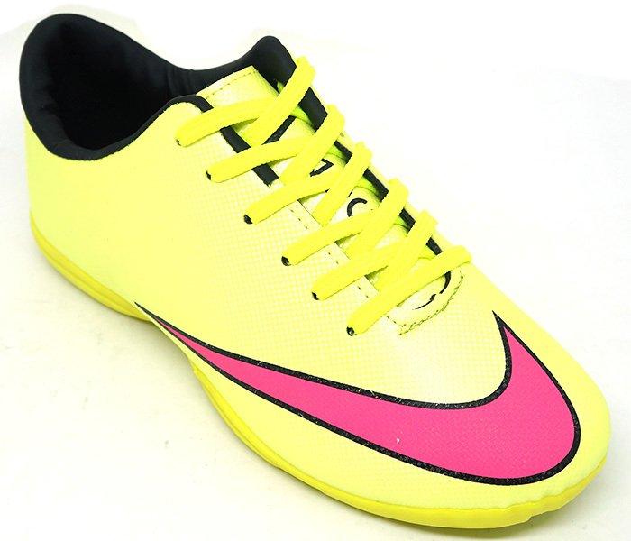 sneakers for cheap ca114 8d790 Chuteira Futsal Nike Mercurial Victory 5