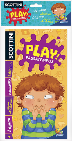 Scottini Play! Passatempos - UNIDADE