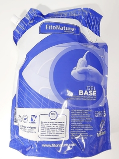 Gel Neutro Base Conductor Profesional Doy Pack X 3 Kg