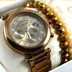 b86925b9b34 Relógio Michael Kors Essential Sofie Cobre Pulseira Aço Feminino + PULSEIRA  e BRINCOS. 0% OFF