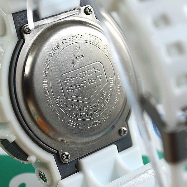 3b6fbae7458 Relógio Casio G-Shock GA-110 Automático Branco Unissex À PROVA D´ÁGUA +  Estojo Original. 0% OFF