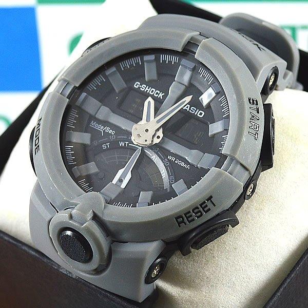 5ea3bee9c0b Relógio Casio G-Shock GA-500 Automático Cinza Masculino à prova d´água +  Estojo Original