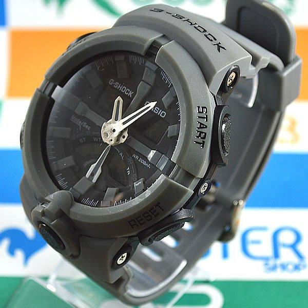b10423be057 Relógio Casio G-Shock GA-500 Automático Cinza Masculino à prova d´água +  Estojo Original. 0% OFF. 1
