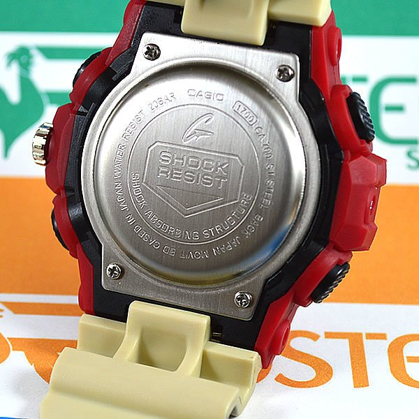 a9cc3d4cd37 Relógio Casio G-Shock GA-700 Special Edition Marvel Iron Man Unissex ...