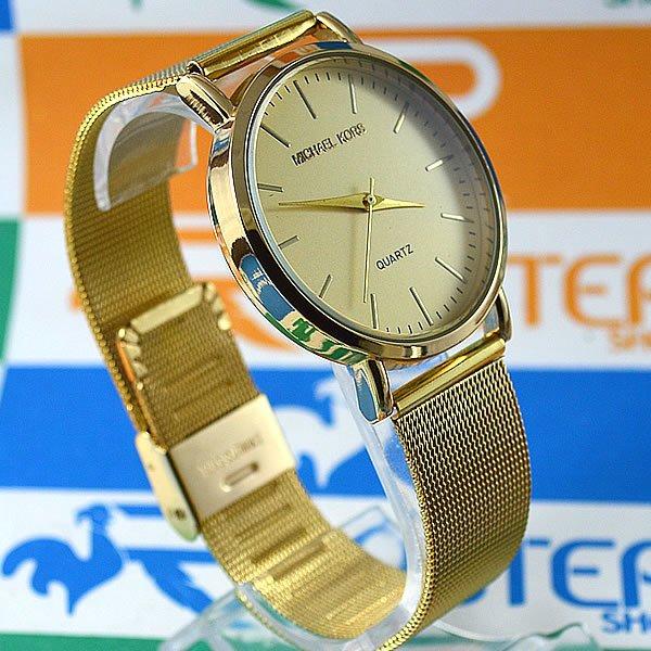 6f089775470 ... Relógio Michael Kors Essential Slim Runway Gold Bracelet Crystal  Pulseira Esteira Aço Feminino + PULSEIRA e