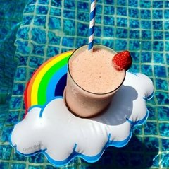 POSAVASO FLOAT ARCO IRIS