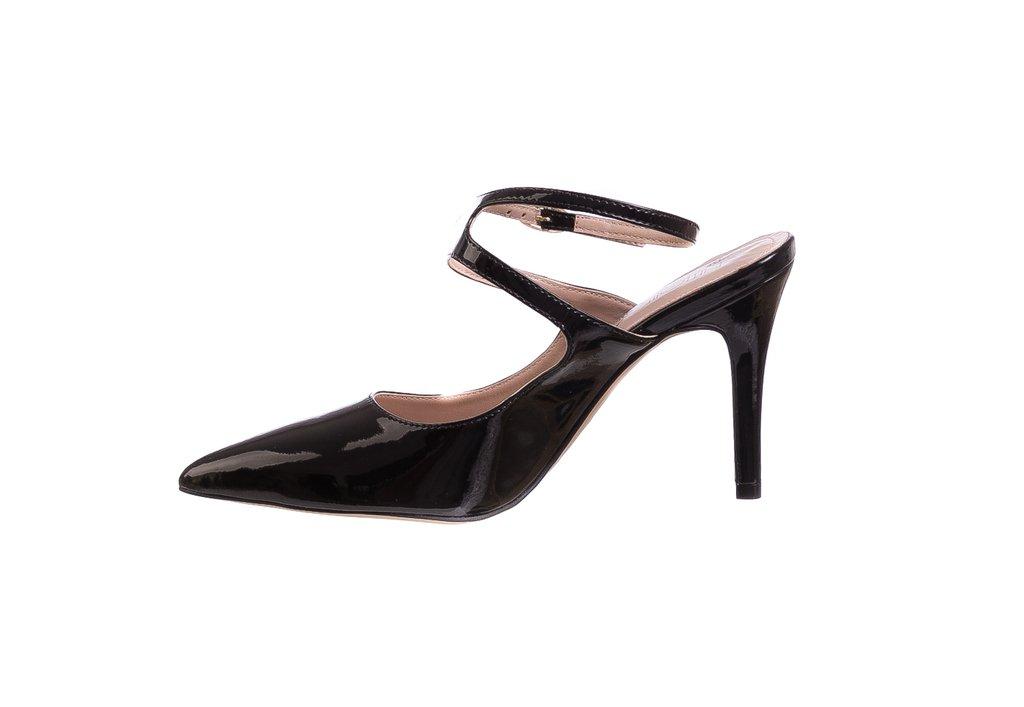 48da26ad98 Scarpin Chanel Preto Tira - Buy in Butique de Sapatos